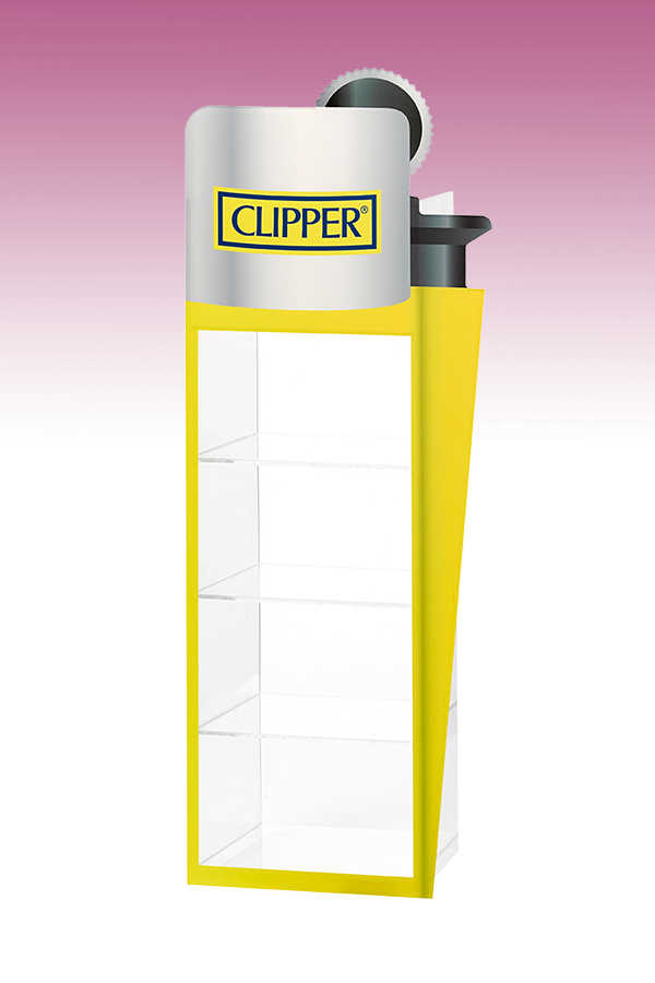 CLIPPER SHAPE YELLOW