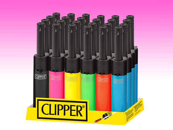 MINITUBE FLUO (Pack 24 uds)