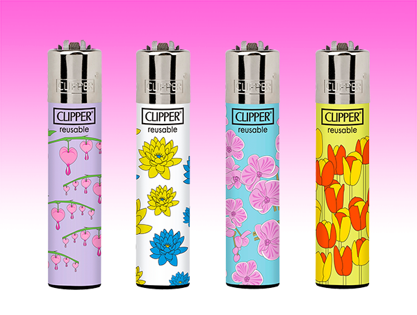 WORLD FLOWERS (4uds)